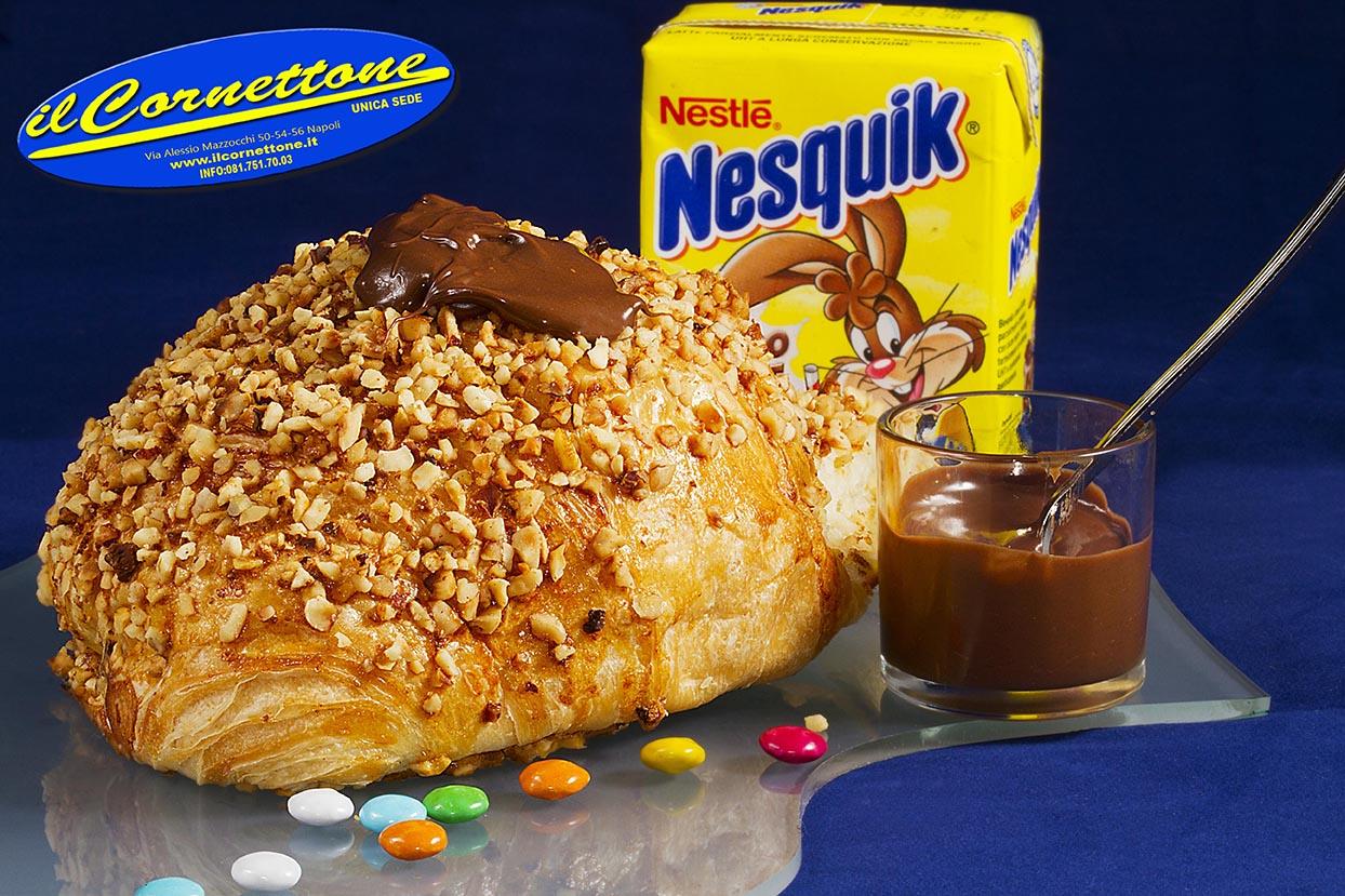 Rocher solo Nutella € 2,50