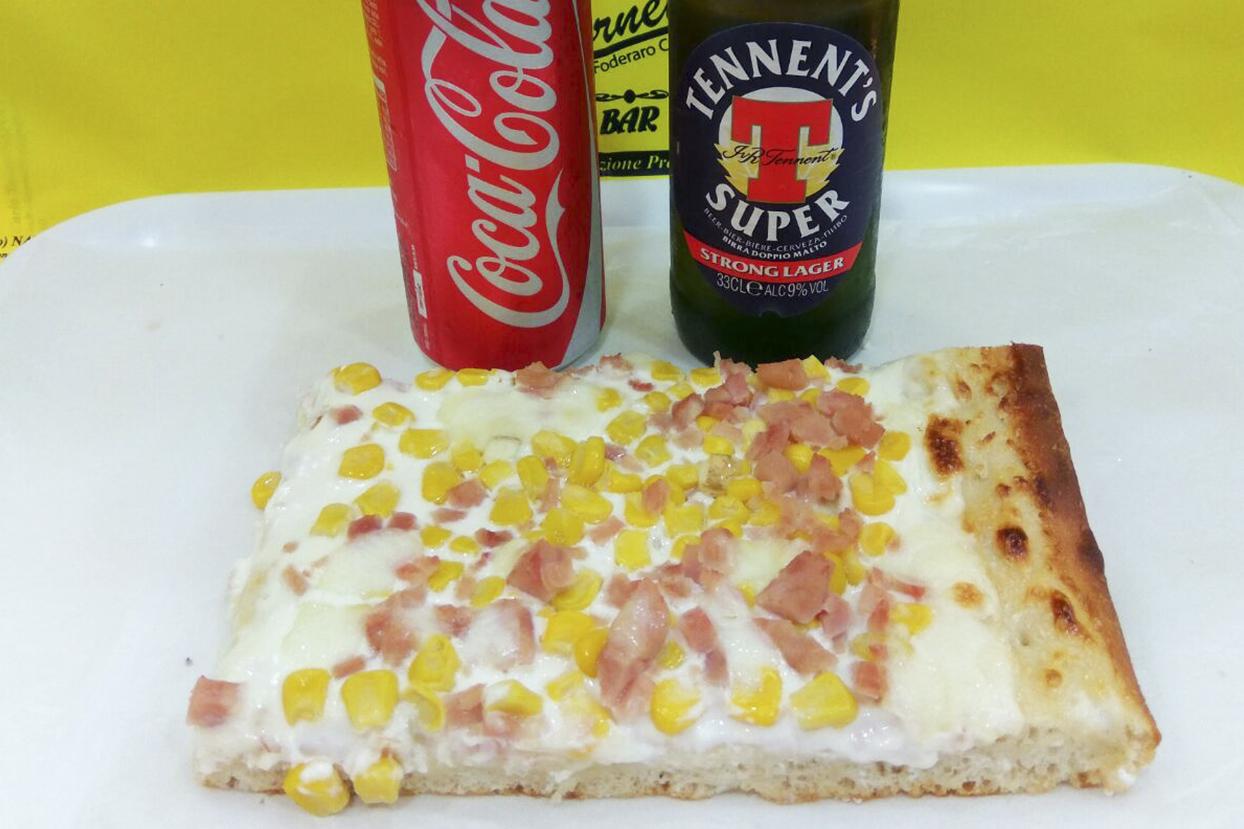 Pizza Mais € 2,50